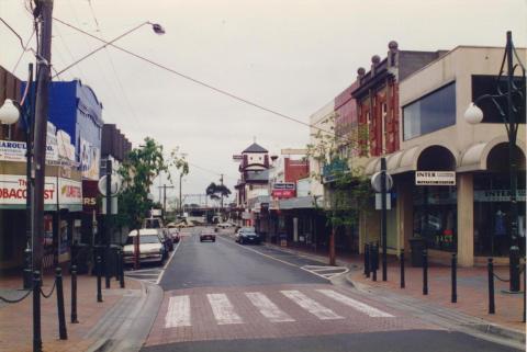 Portman Street, Oakleigh, 1997