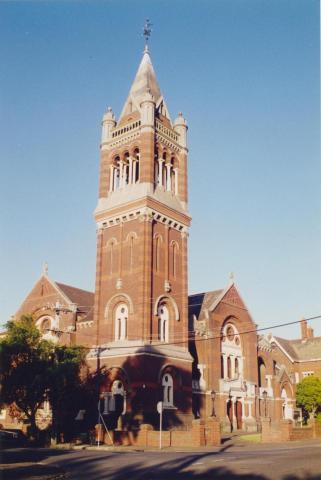 Methodist Church, Oxley Road, Auburn, 1997
