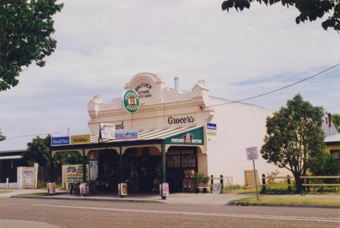 Bruthen Store, 1998
