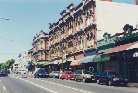 Auburn Road, north of Burwood Road, 1999
