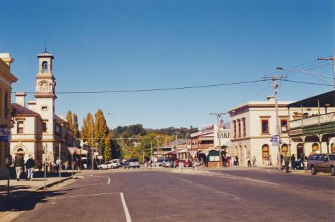 Beechworth, 2000