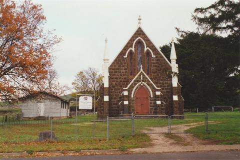 St Davids Uniting Church, Waubra, 2000