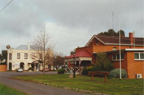 Lexton community centre, former shire office, 2000