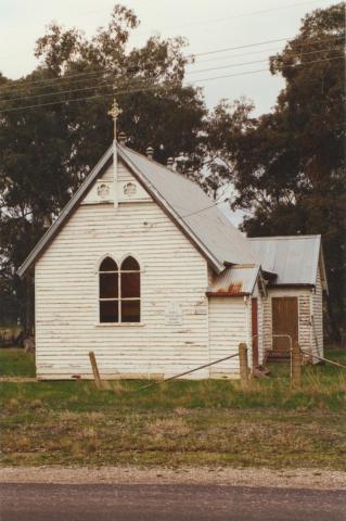 St Paul's Church of England, Redbank, 2000