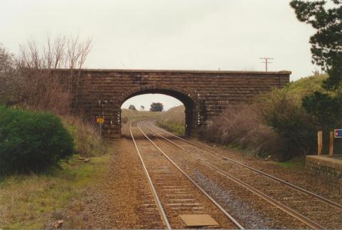 Bridge near Malmsbury Railway Station, 2000