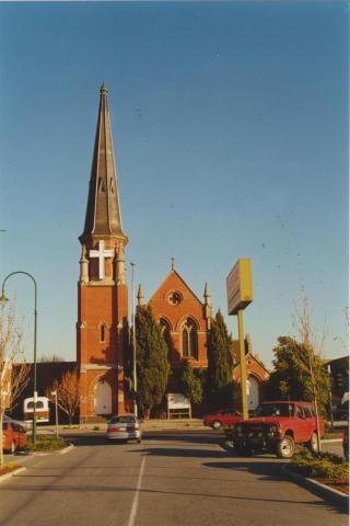 Uniting Church, Gladstone Street, Moonee Ponds, 2000