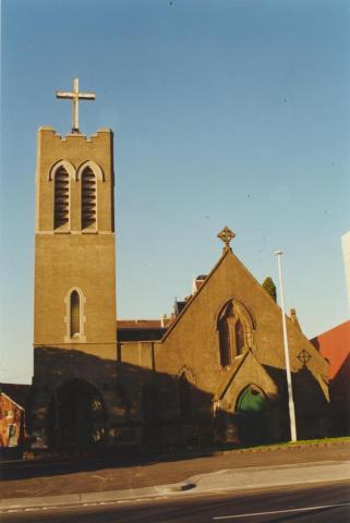 Church of England, Moonee Ponds, 2000