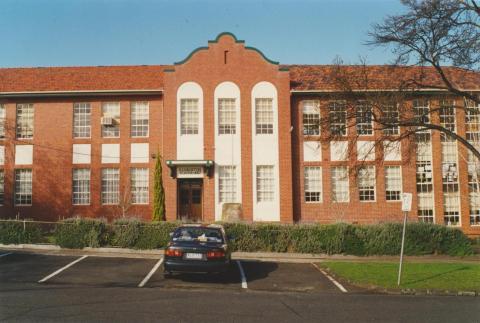 Ashburton Primary School, 2000