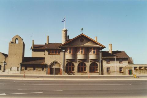 Mission to Seafarers, Flinders Street, Docklands, 2000