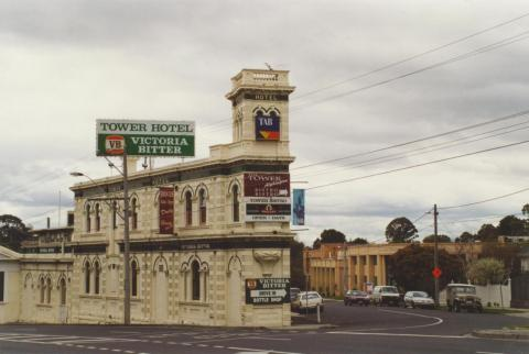 Tower Hotel, Alphington, 2000