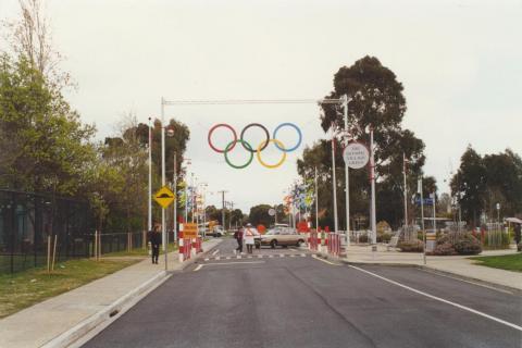 Olympic Village, Heidelberg West, 2000