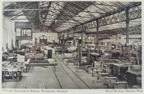 Railway Workshops, Newport