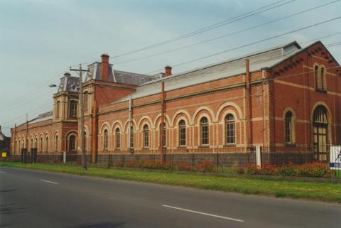 Spotswood, former pumping station, 2000
