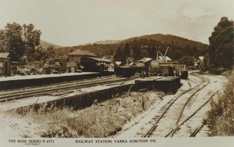 Yarra Junction Railway Station