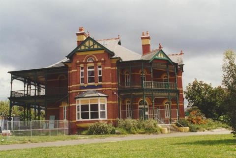 Bundoora Park homestead, 2000