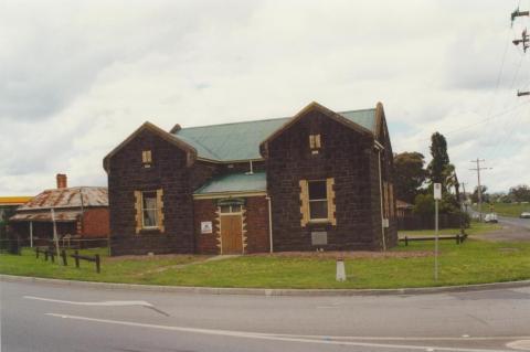 Community hall, Mernda, 2000