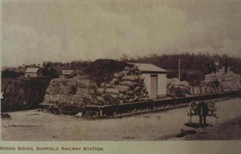 Garfield Railway Station
