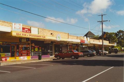 Spring Road shops, Highett, 2000