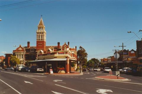 Kilbrida College, Mentone, 2000