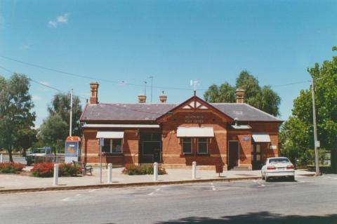 Rushworth Post Office, 2001