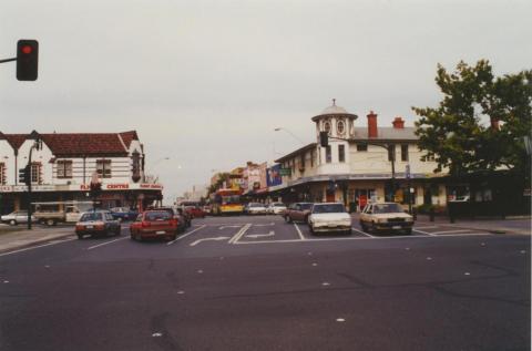 Station Street, Box Hill, 2001