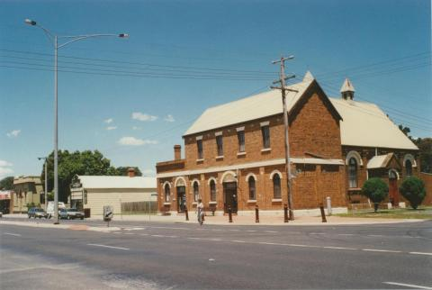 Library, Rosedale, 2001