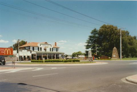 Rosedale, 2001