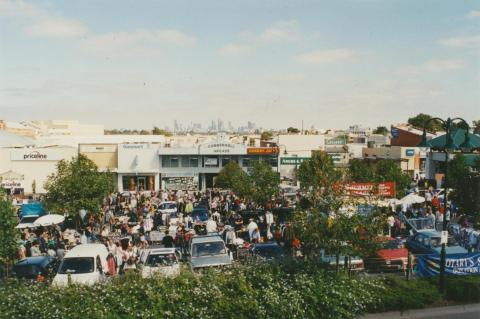 Camberwell Markets, 2002