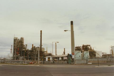 Corio oil refinery, 2002