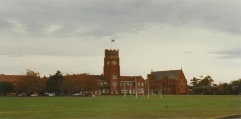 Geelong College, Corio, 2002