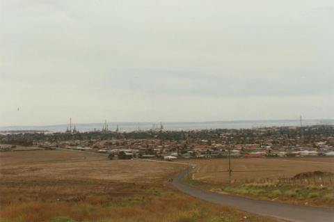 Corio Bay from Lovely Banks, 2002