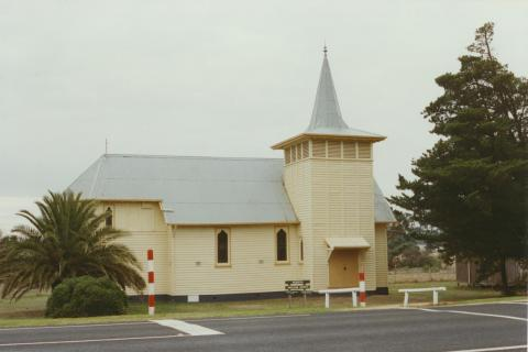 Meredith Anglican Church, 2002