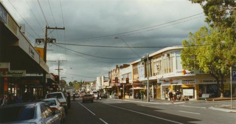 High Street, Ashburton, 2002