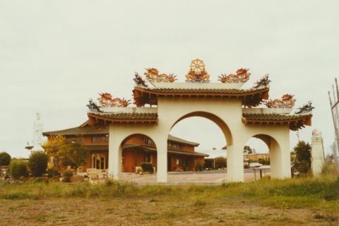 Vietnamese Buddhist temple, Burke Street, Braybrook, 2002
