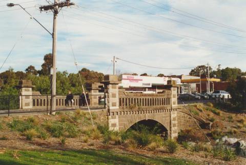 Bridge, Westmeadows, 2002