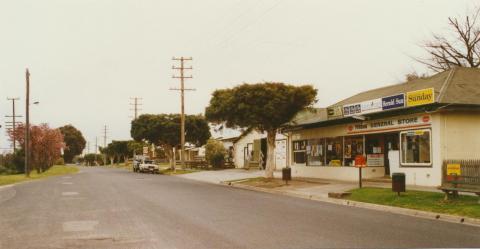 Tynong opposite railway station, 2002