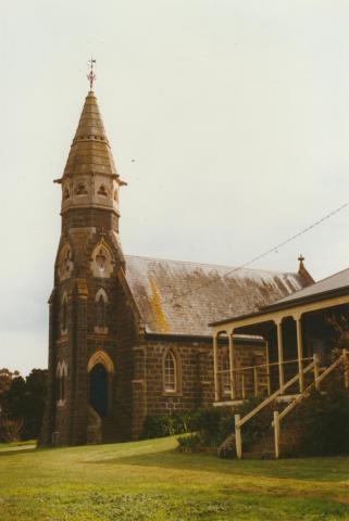 Wickliffe Anglican Church, 2002
