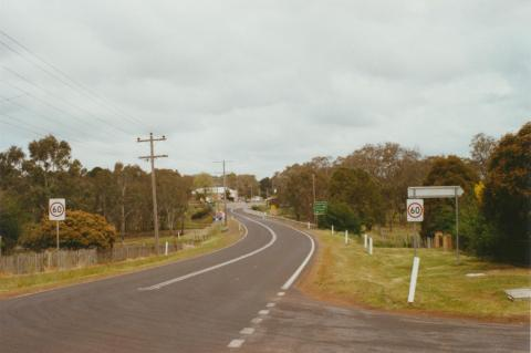 Cavendish from the north, 2002