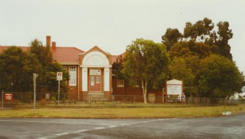 Mirboo North school, 2003