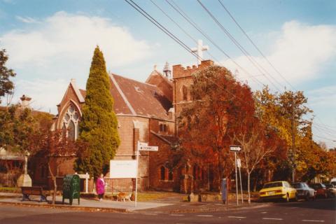 St Martins Anglican Church, Hawksburn, 2003