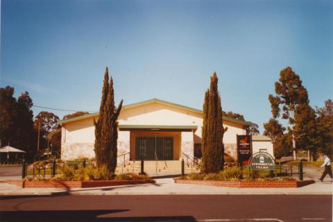 Newborough public hall, 2003