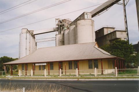 Former orphan asylum and school, McCurdy Road, Herne Hill, 2004