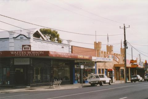 Shannon Street, Manifold Heights, 2004