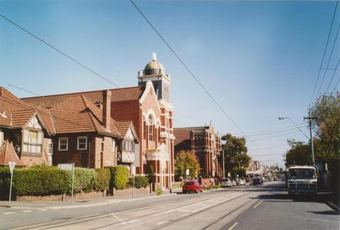 St Colmans Roman Catholic Church and Jewish school, Balaclava, 2005
