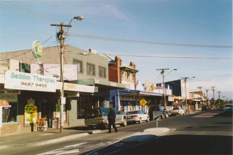 Charles Street, Seddon, 2005