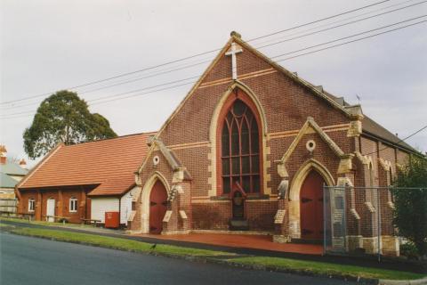 Armenian Apostolic Church former Congregational Church, Surrey Hills, 2005