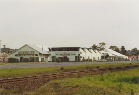 Former fruit packing shed, Tyabb, 2005