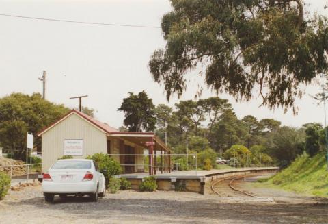 Stony Point Railway Station, 2005