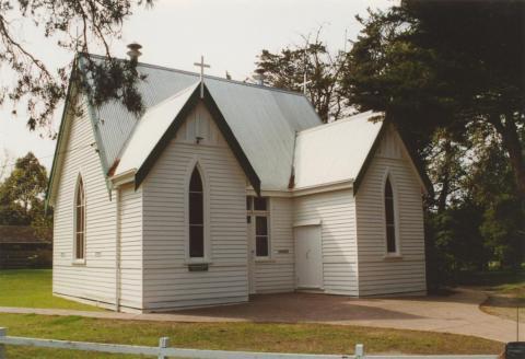 St Marks Church of England, Balnarring, 2005