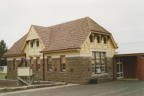 Cobden primary school, 2000